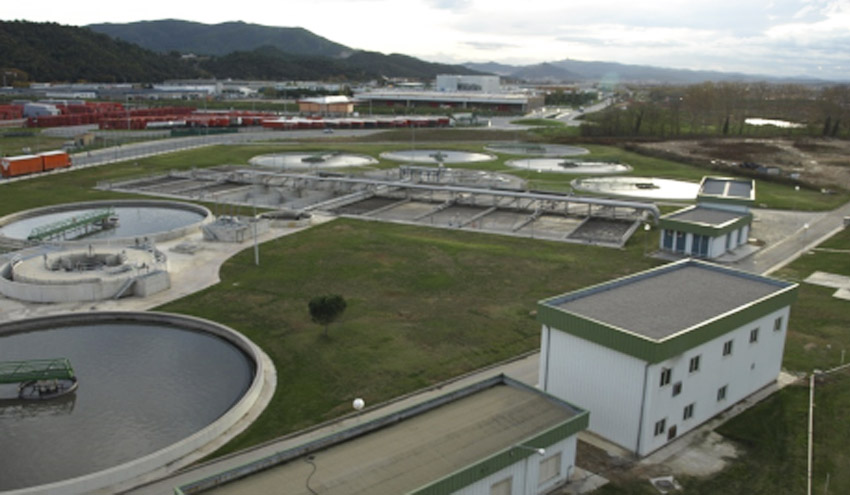 Un estudio pone en valor el papel de los sistemas de depuración en la mejora de la cuenca del Besòs