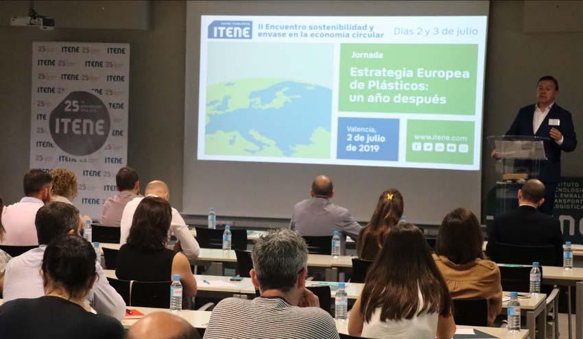 ITENE acoge el III Encuentro Sostenibilidad y Envase en la Economía Circular