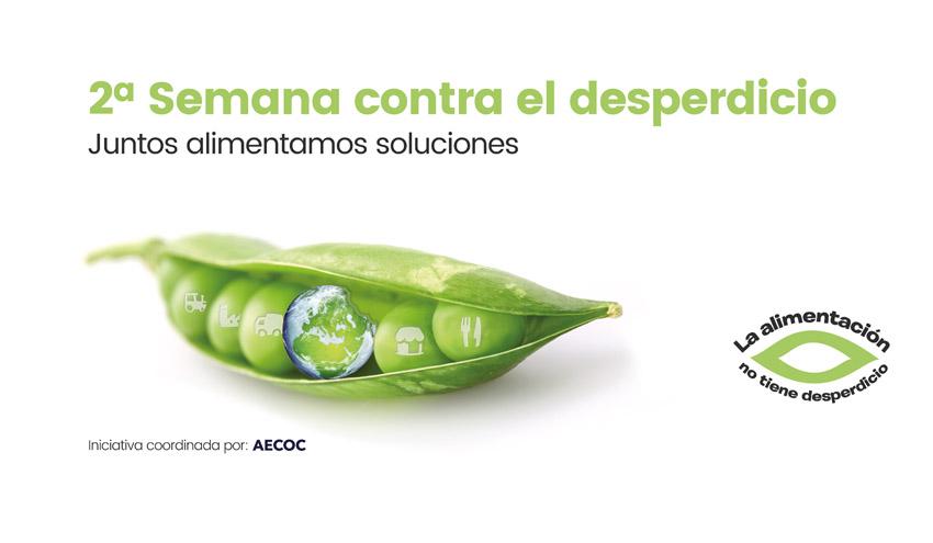 AECOC involucra a toda la cadena de valor en la '2ª Semana contra el desperdicio alimentario'