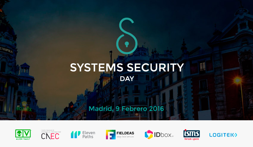 Systems Security Day, el evento sobre seguridad y ciberseguridad en redes y sistemas