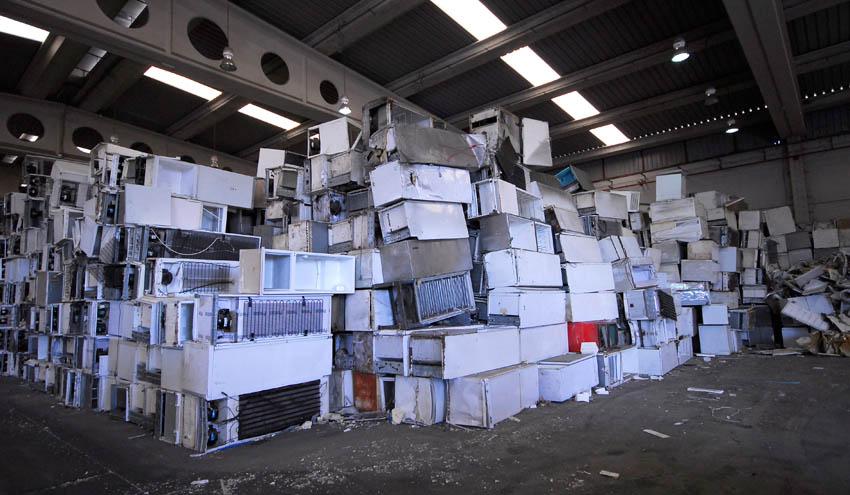 Recyclia valora las medidas contra el tráfico ilegal de la Estrategia Española de Economía Circular