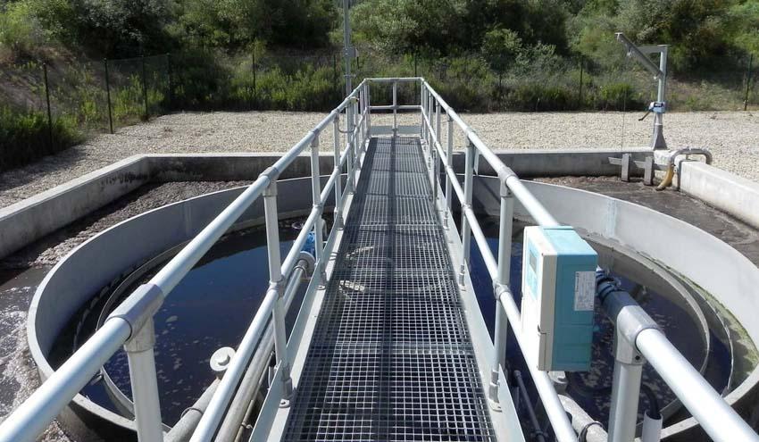 ACUAES y el MITECO dan luz verde a la ampliación de la depuradora de Mazagón