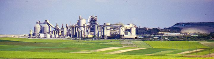 La valorización de residuos en la industria cementera evito la emisión de 850.000 toneladas de CO2 en 2012