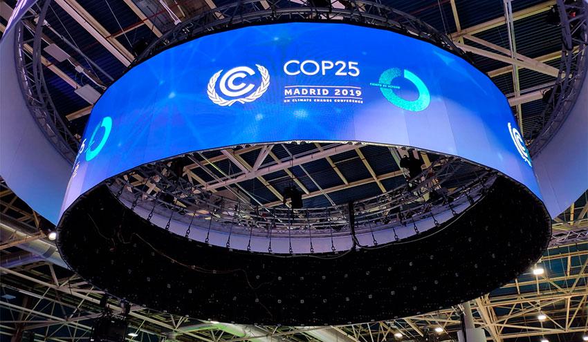 Global Omnium se adhiere al Decálogo por el Clima en el marco de la COP25