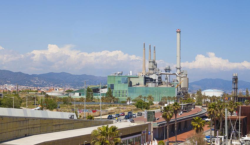 Grupo TERSA reduce a la mitad las emisiones de la Planta de Valorización Energética de Sant Adrià de Besòs