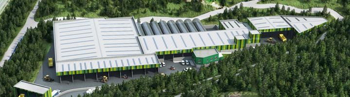 El Consorcio de Residuos de Guipuzcoa llega a un acuerdo para la financiación de la planta de compostaje de Epele