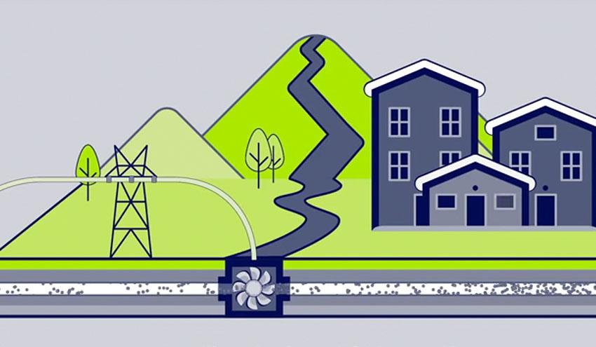 SUEZ Spain, especialista en la aplicación de tecnología minihidráulica para recuperación de energía