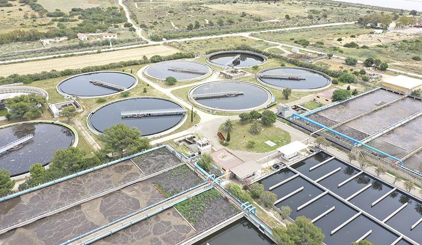ACCIONA se adjudica tres contratos en Cerdeña para la operación de 300 depuradoras