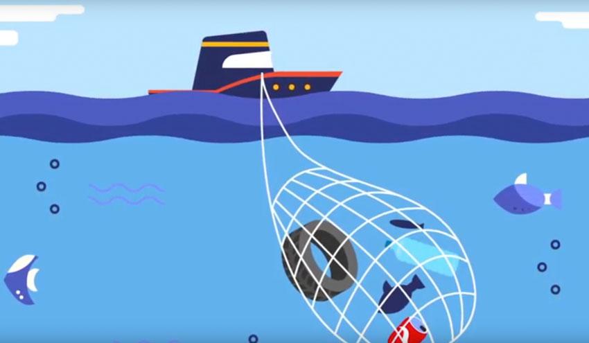 El sector de los plásticos se compromete con el problema de las basuras marinas
