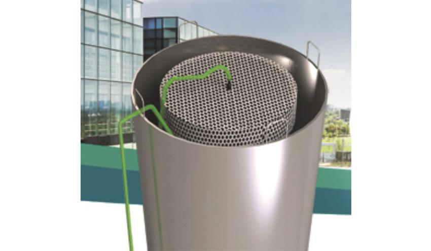 Biotubos para eliminación de lodos y olores en depuradoras urbanas e industriales