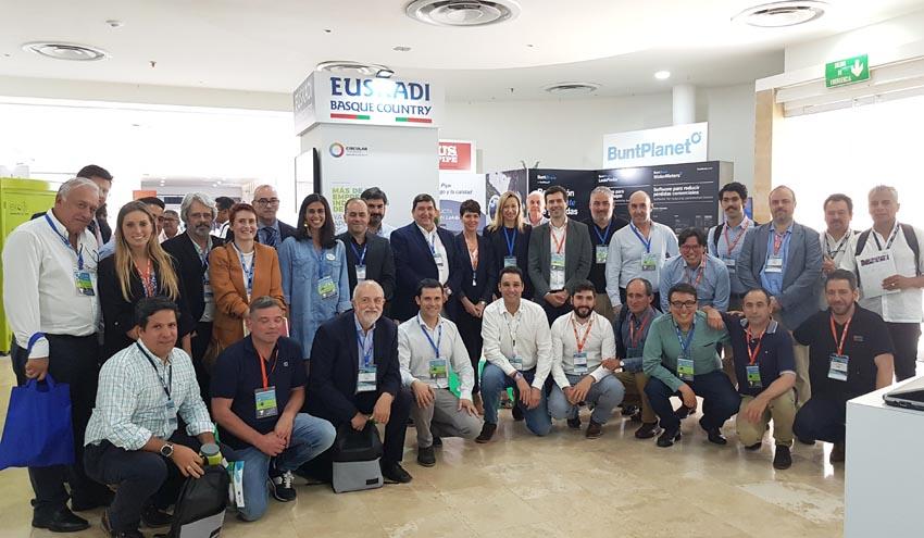 Aclima y Gobierno Vasco vuelven al congreso Acodal en Colombia acompañando a empresas vascas
