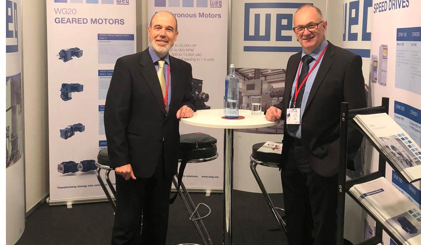 WEG participa en la undécima edición del European Forum for Reciprocating Compressors (EFRC)