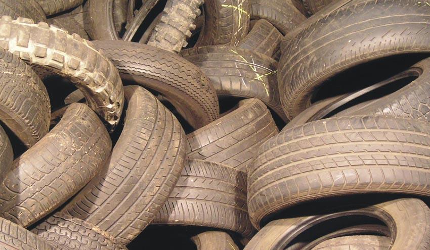 SIGNUS resuelve un nuevo concurso para la recogida de neumáticos fuera de uso
