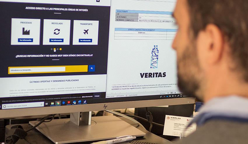 El proyecto VERITAS busca acercar la tecnología Blockchain al sector valenciano del plástico