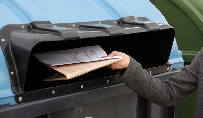 Expertos del sector papelero debatirán en Barcelona cómo aumentar la recogida selectiva de papel en Europa
