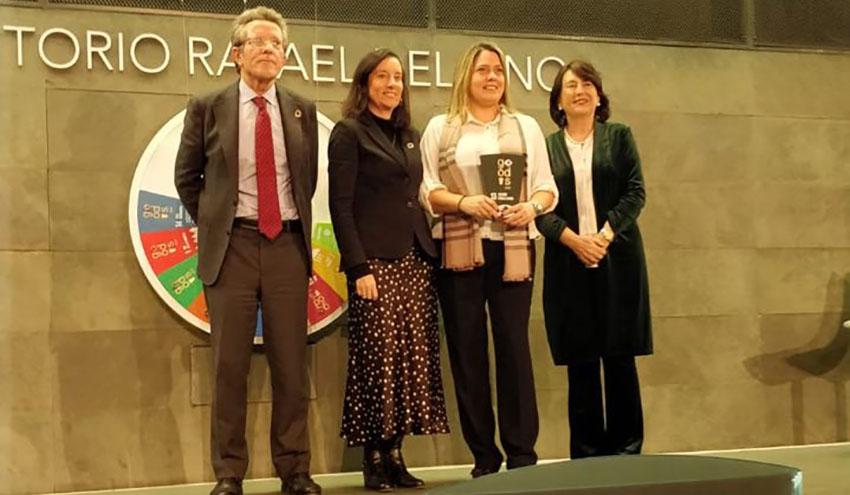 The Zone of Hope, premiada por su contribución a los Objetivos de Desarrollo Sostenible