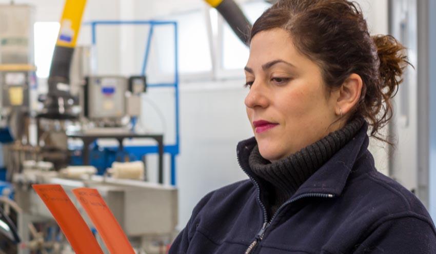 Protecciones portuarias de materiales más resistentes y con un contenido reciclado de hasta el 50 %