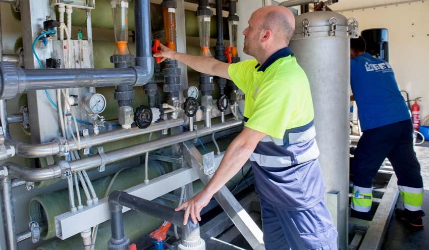 Egevasa aplica las innovaciones del proyecto Life NEWEST en depuradoras de la provincia de Valencia