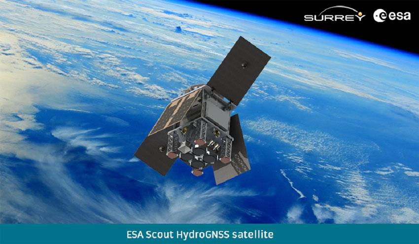 Un satélite europeo con participación del CSIC medirá variables climáticas esenciales de la Tierra