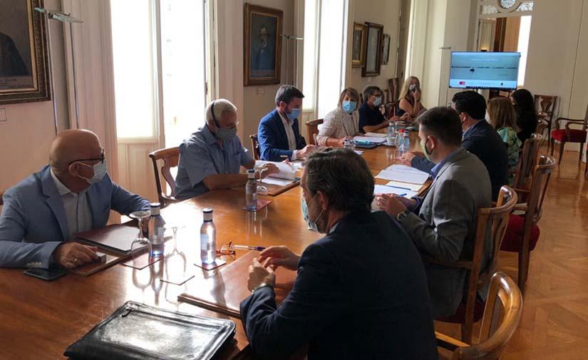 El Gobierno de Murcia invierte 2,4 millones en mejorar las redes de saneamiento en el Mar Menor