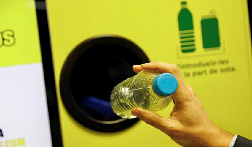 Los parques de ocio de Madrid: los primeros en contar con máquinas que recompensan por reciclar