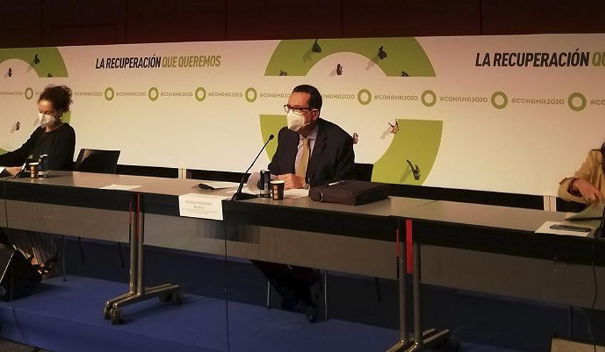 AGA participa en CONAMA y en un encuentro organizado por la Comunidad de Madrid y el Gobierno de São-Paulo