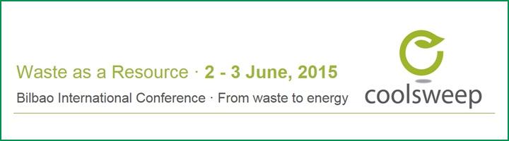 Más de 160 expertos de 9 países se darán cita en la conferencia internacional 'Waste as a Resource' - COOLSWEEP
