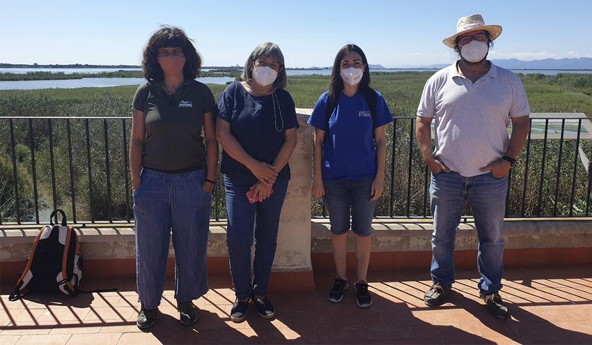 El IIAMA incrementa las sinergias con la Universidad Nacional Agraria de La Molina en Perú