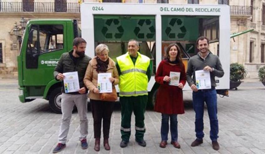 EMAYA pone en marcha una iniciativa para facilitar la recogida de residuos especiales