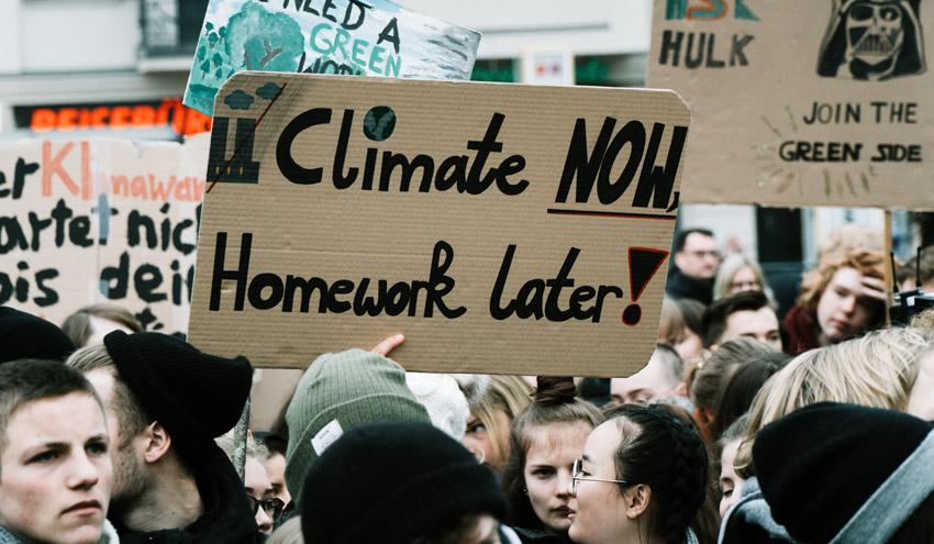 Nuevo informe sobre tendencias mundiales en litigios sobre cambio climático