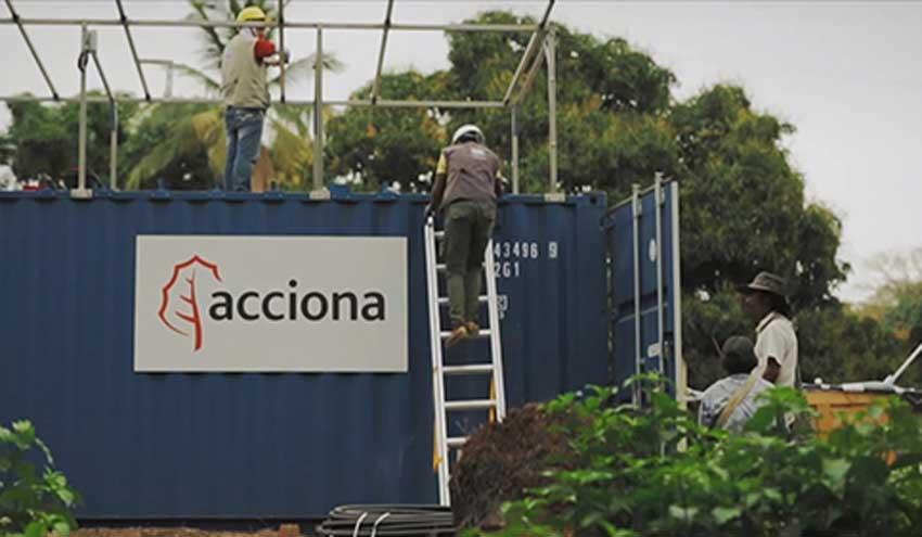 """ACCIONA, premiada por el proyecto """"Agua potable para los Wiwa"""" desarrollado en Colombia"""