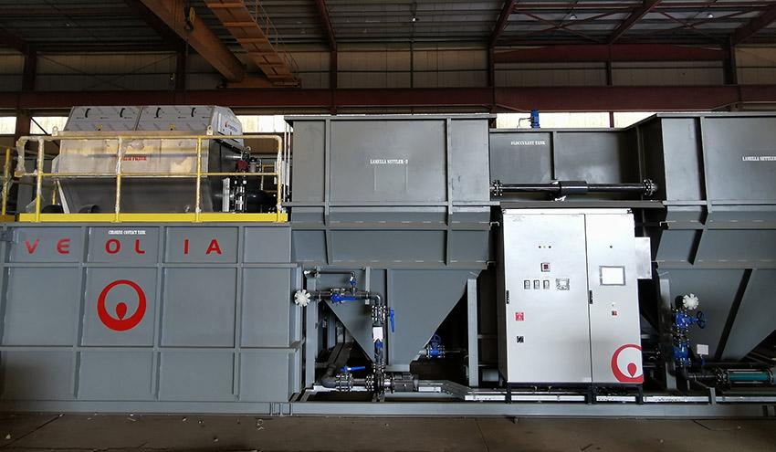 Veolia Water Technologies suministrará 53 plantas paquete de tratamiento biológico de aguas residuales en Kuwait