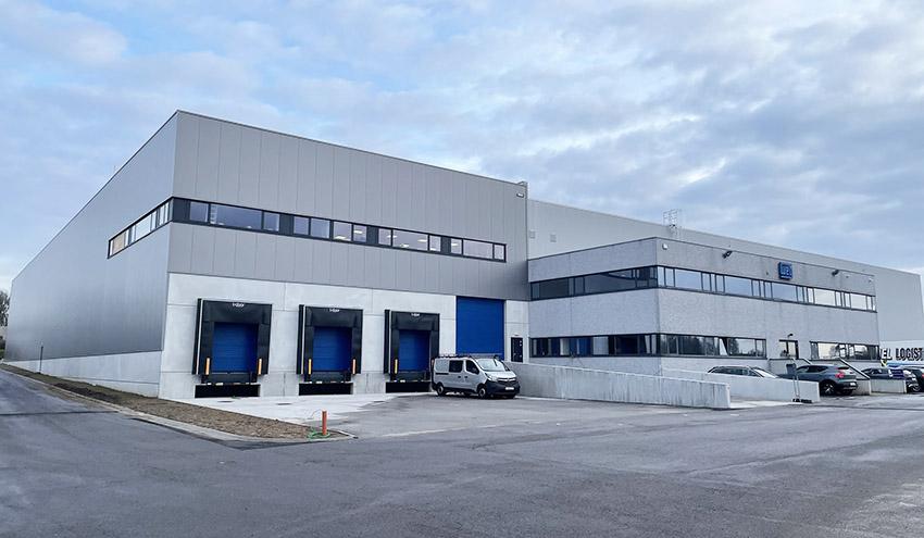 WEG amplía su almacén de Bélgica y pone las bases para seguir creciendo en Europa