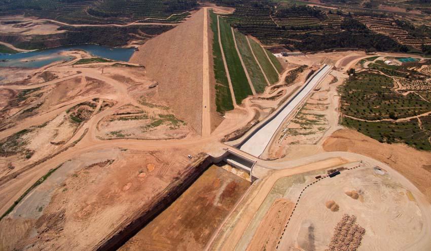 Licitada la explotación del Canal Segarra Garrigues por 2,4 millones de euros