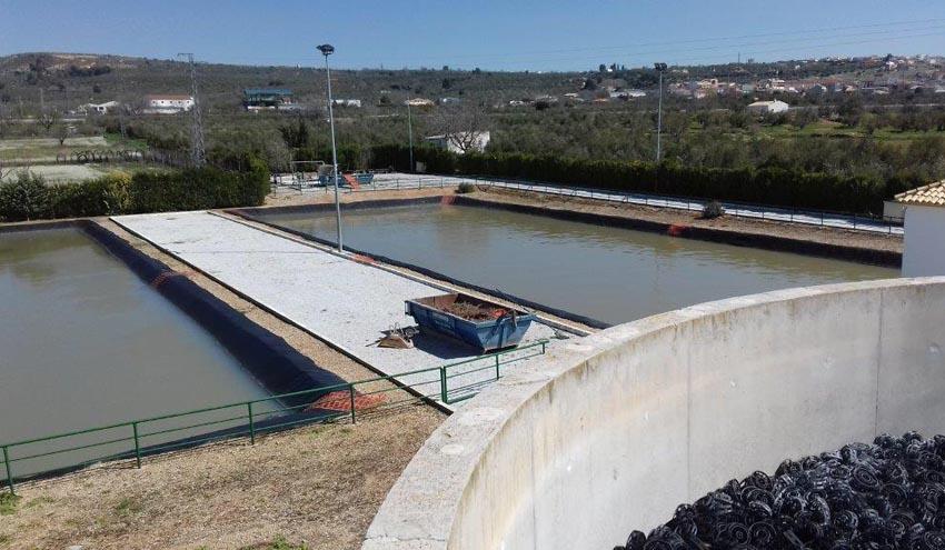La reparación del colector de Coín y la EDAR Málaga Norte evitará más sanciones de la UE