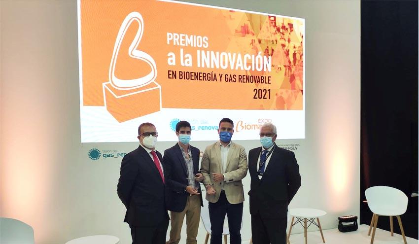 La biofactoría de Guijuelo, finalista en los Premios a la Innovación 2021