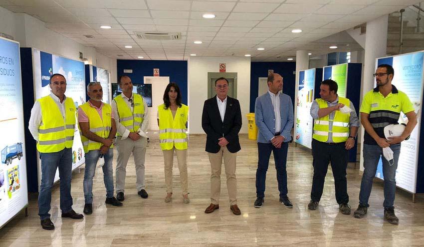 Epremasa introduce mejoras en el Complejo Medioambiental de Montalbán por valor de cinco millones de euros