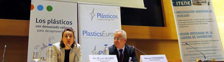 """La industria plástica y la cadena de valor unidas para alcanzar el objetivo """"cero plásticos en vertedero en 2020"""""""