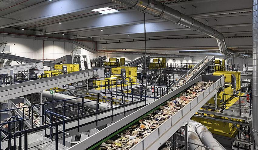 STEINERT se adhiere a R-Cycle: un estándar abierto y global para la trazabilidad de envases de plástico