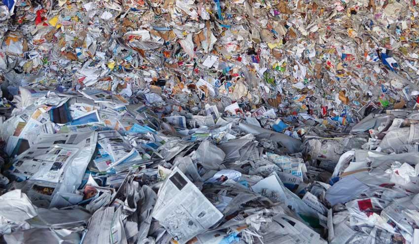 España recicla un 3,3% más de papel y recoge más de 4,5 millones de toneladas en 2015