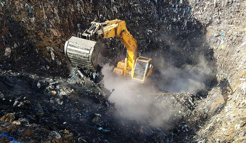 STADLER participa en el proyecto NEW-MINE sobre recuperación de recursos a través de la Minería de vertederos