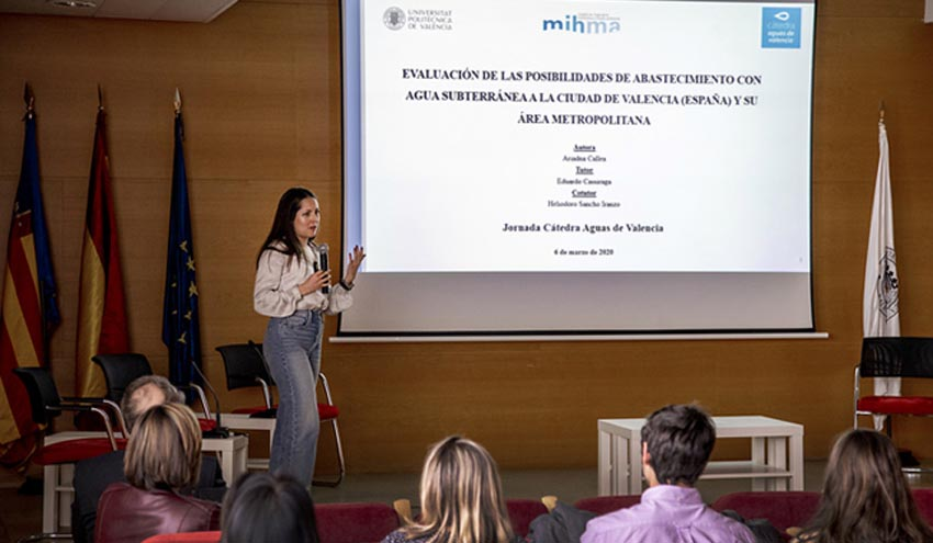 """""""El cambio climático obliga a explorar alternativas para asegurar el abastecimiento futuro de agua de València"""""""