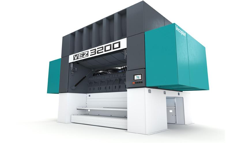 Vecoplan presenta en IFAT su nueva trituradora VEZ 3200 para producción de CDR