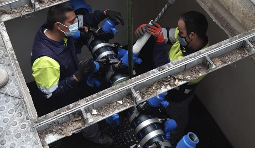 Valencia cuenta con un novedoso sistema para generar datos sobre el sabor del agua