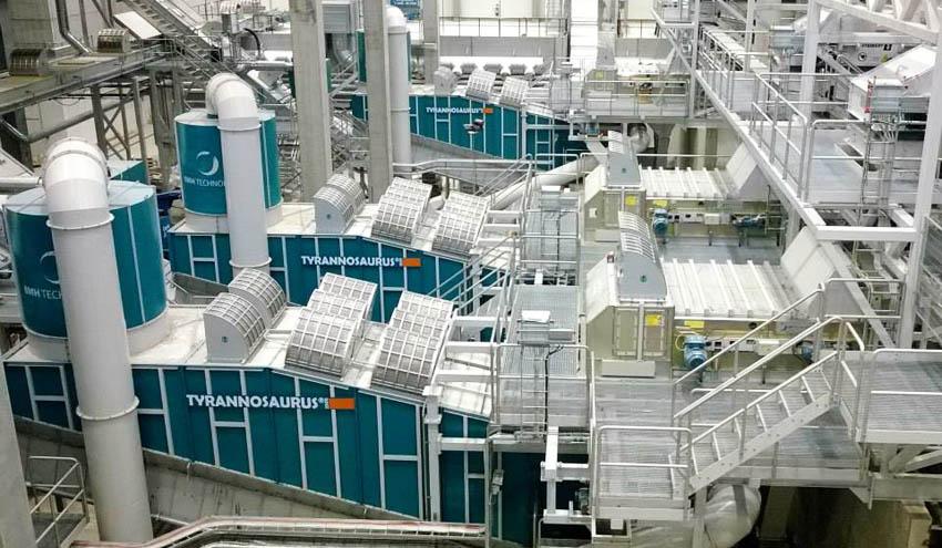BMH Technology Oy se adjudica la nueva planta de residuos y rechazos de SAICA Paper en Venizel (Francia)