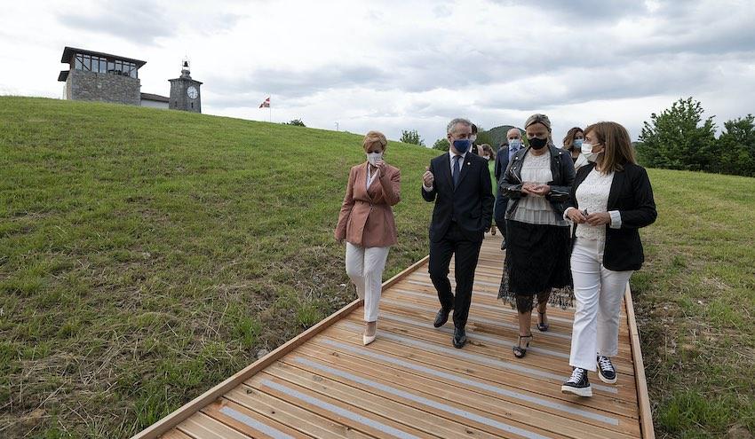 País Vasco debe avanzar en materia de biodiversidad, residuos y cambio climático