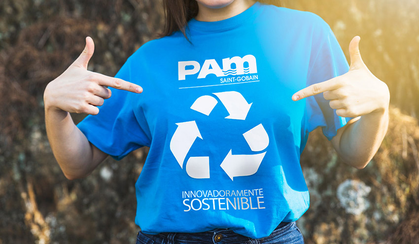 Conseguir un futuro mejor para todos pasa por la reducción, el reciclaje y la reutilización de materiales