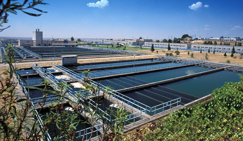 Canal de Isabel II renovará los accesos de la ETAP de Colmenar Viejo