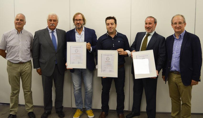 Calordom, Gebio y Erbi, primeras empresas que obtienen el sello de calidad 'Instalador de Biomasa Certificado'