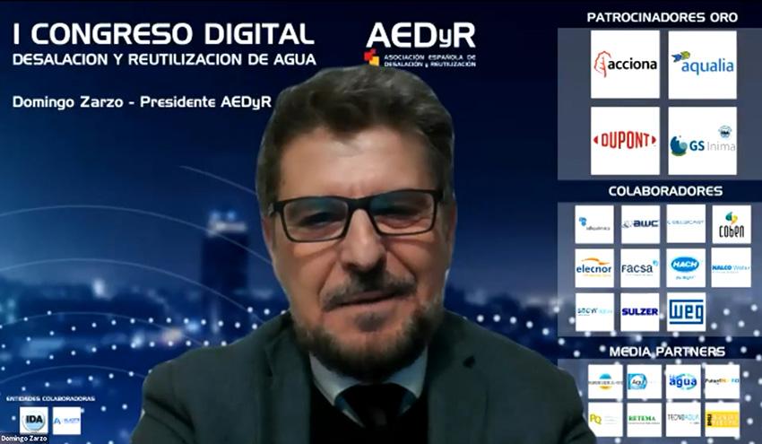 Casi 1000 inscritos e interesante debates centran la primera sesión del Congreso Digital de AEDyR